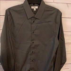 Men's express button up shirt